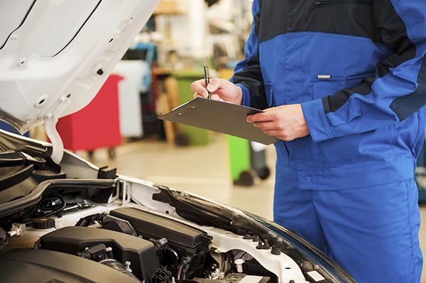 Als uw auto de APK goed heeft doorlopen, ontvangt u een keuringsrapport.